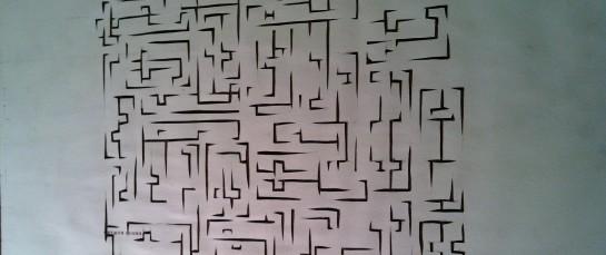 robot stencil